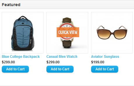 Product Quick View for Opencart - 8