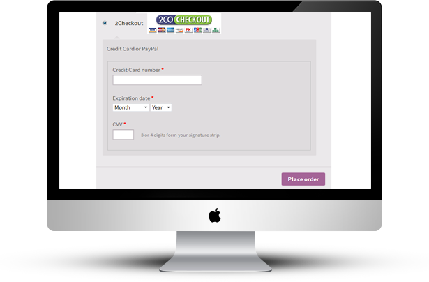 WooCommerce 2Checkout Payment Gateway