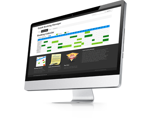 WP Quick Booking  Manager Pro - 11