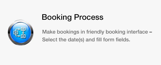 WooCommerce Quick Resort & Hotel Booking Calendar