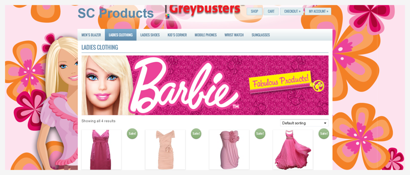 Custom Background and Banner for WooCommerce 10