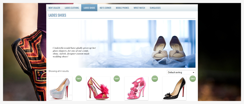Custom Background and Banner for WooCommerce 11