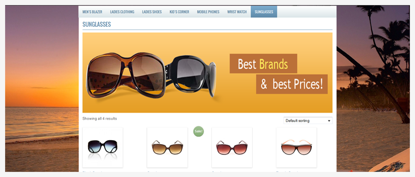 Custom Background and Banner for WooCommerce 14