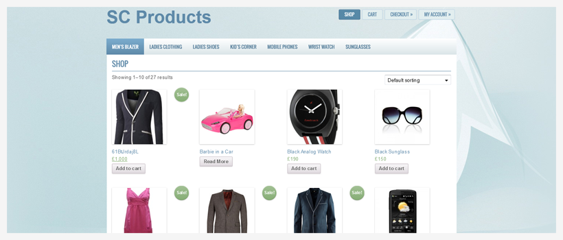 Custom Background and Banner for WooCommerce 16