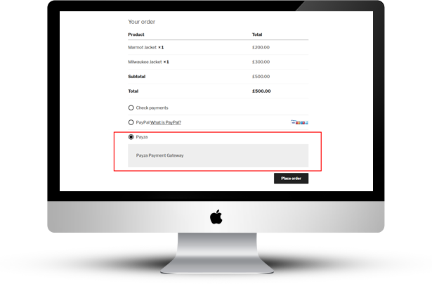 Payza Payment Gateway for WooCommerce 7