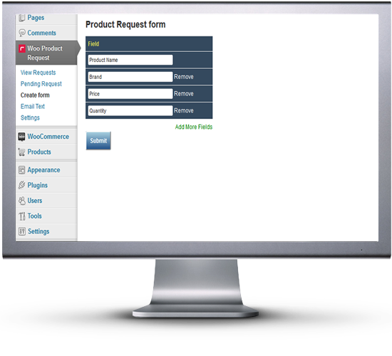WooCommerce Products Request Manager 15