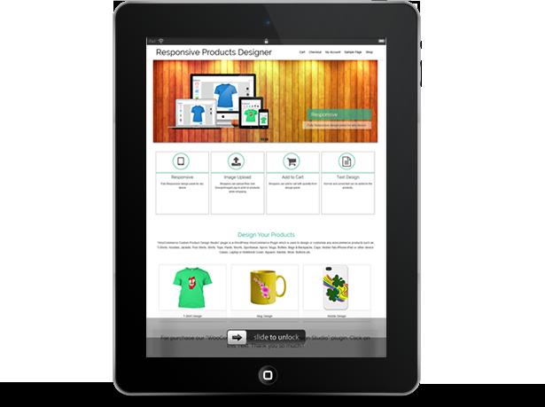 Responsive Product Designer for WooCommerce 16