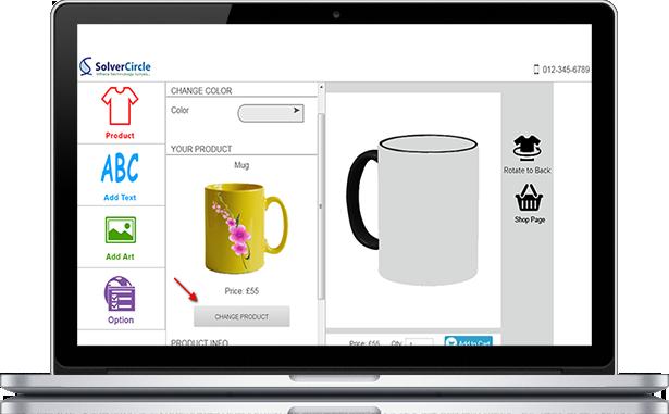 Responsive Product Designer for WooCommerce 24